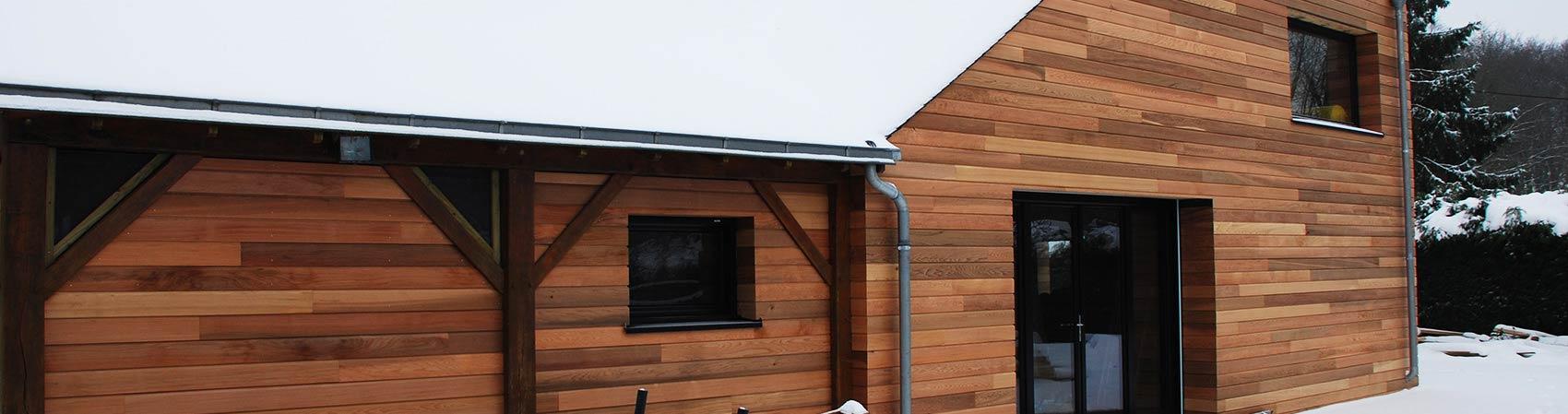 charpentier rennes bardeur ossature bois gueguen construction isolation thermique par l. Black Bedroom Furniture Sets. Home Design Ideas